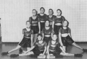 Dans en Showgroep Villa Dancers Vijlen